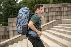 Floating Backpack : Benzersiz Sırt Çantası 2 floating backpack