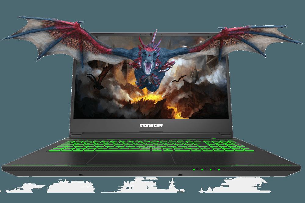 Monster abra a5 oyun laptopu