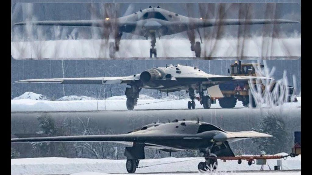 S-70 Okhotnik B (ОХОТНИК-Б) 3 s-70 okhotnik