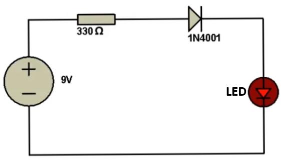diyot led bağlantısı