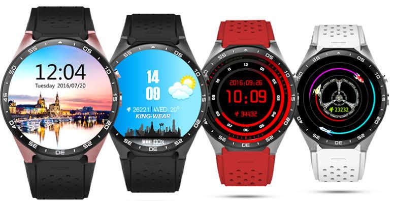 akıllı saat fiyat performans Kingwear KW88