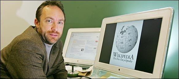 wikimedia jimmy wales vikipedi neden kapandı