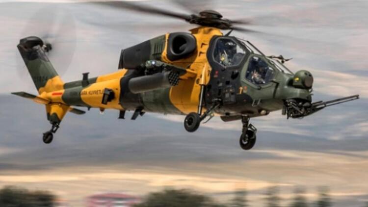 t129 atak helikopteri yerli ve milli teknotower