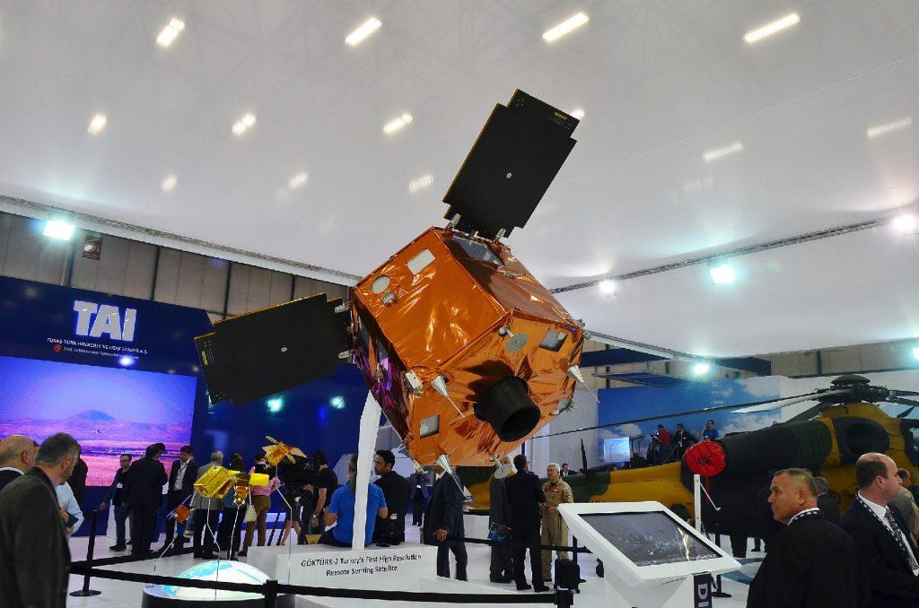 göktürk 2 uydusu yerli ve milli teknotower