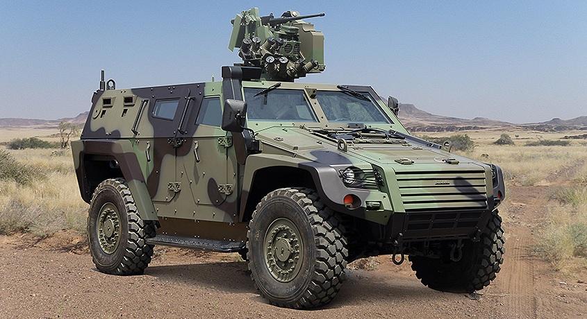kobra zırhlı araç yerli ve milli