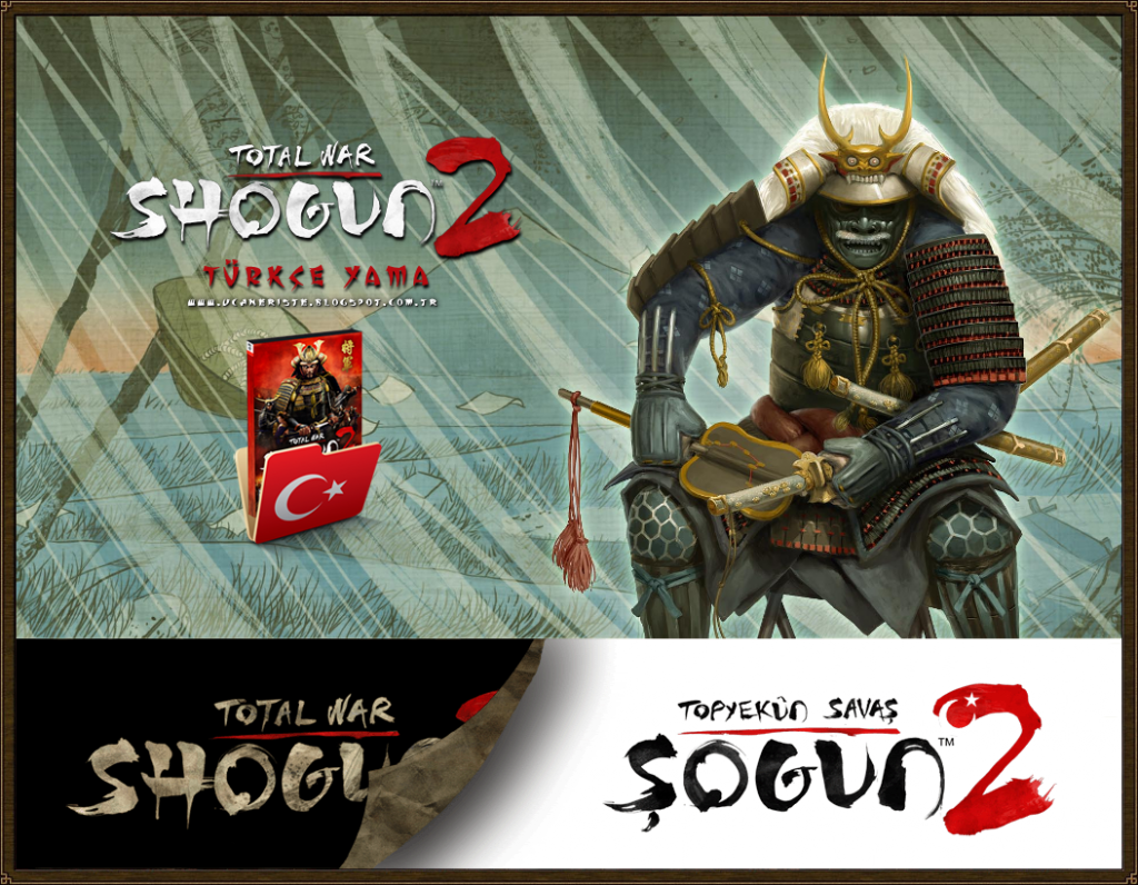 Total War Shogun 2 Türkçe Yama