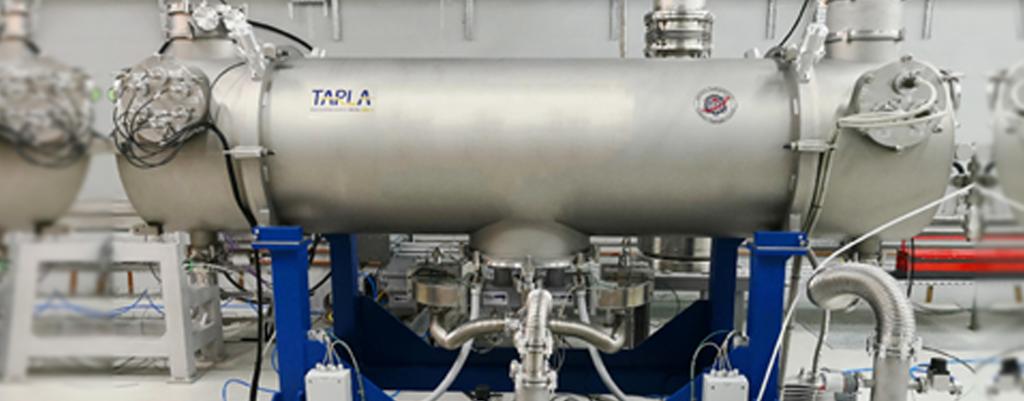 TARLA: Türk Hızlandırıcı ve Işınım Laboratuvarı | 2021 6 TARLA