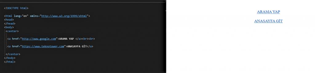 HTML DERSLERİ 5 1 HTML DERSLERİ 5