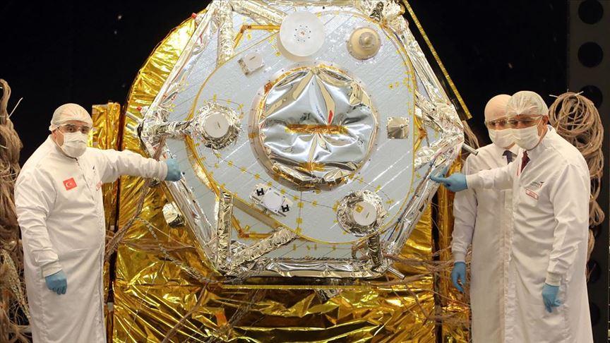 Milli Uzay Programı | 2021 13 uzay